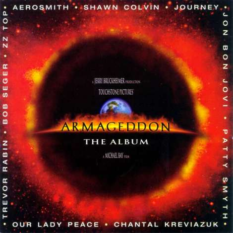 Armageddon - The Album [1998]