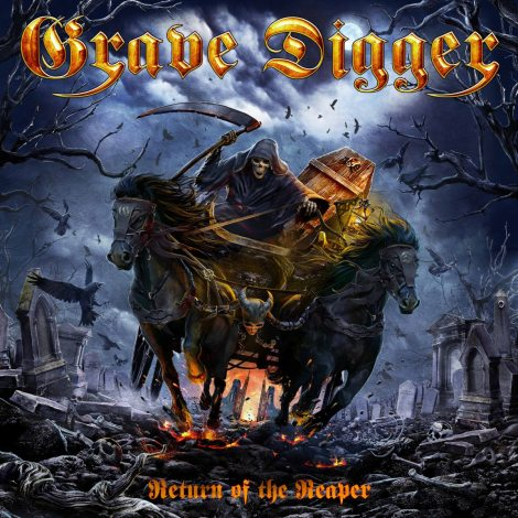 Grave Digger - Return Of The Reaper [2014]