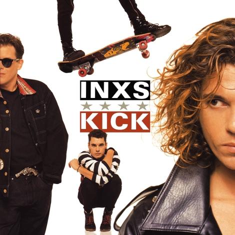 INSX - Kick [1987]