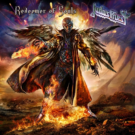 Judas Priest - Redeemer of Souls [2014]