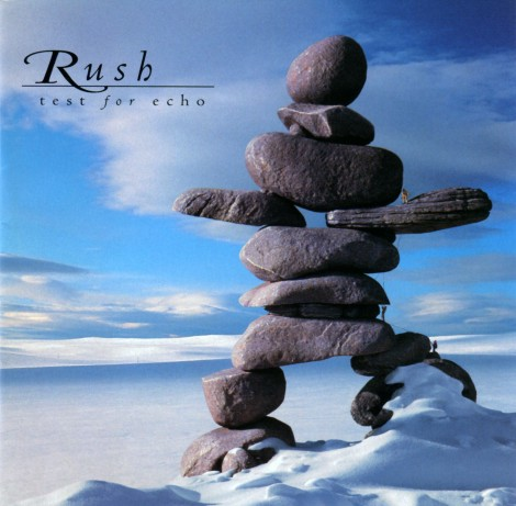 Rush - Test for Echo [1996]