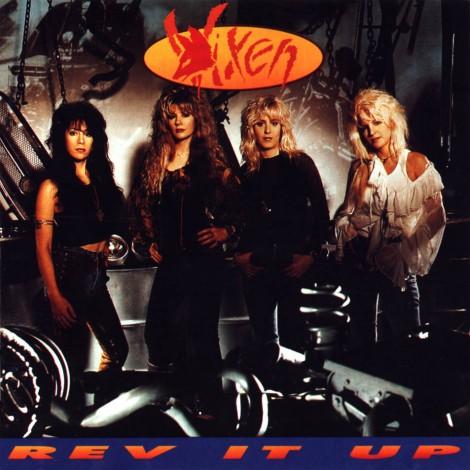 Vixen - Rev It Up [1990]
