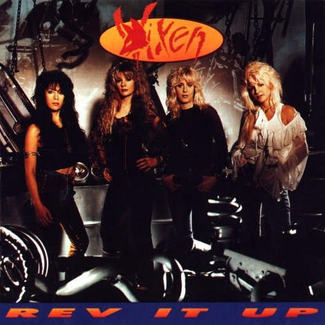 Vixen - Rev It Up [1990]