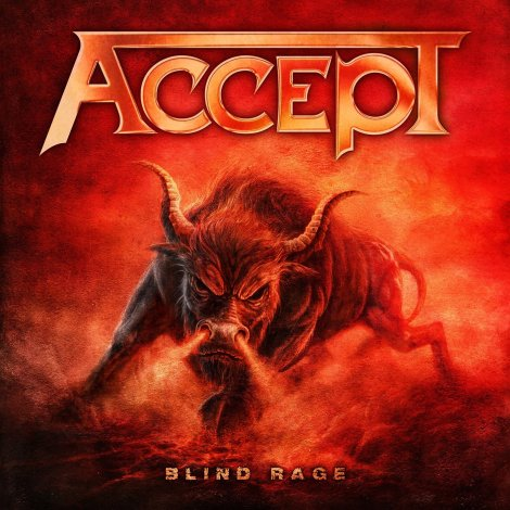 Accept - Blind Rage [2014]