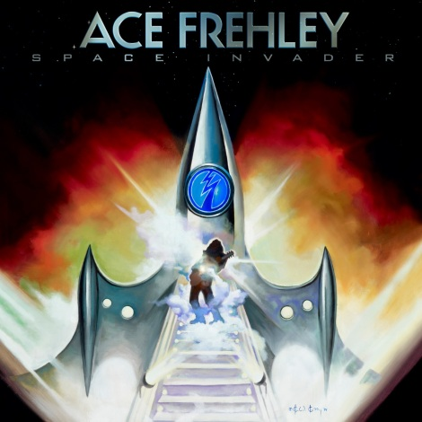 Ace Frehley - Space Invader [2014]