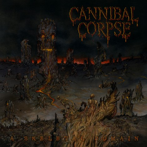 Cannibal Corpse - A Skeletal Domain [2014]