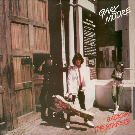 Gary Moore - Back on the Streets [1978]
