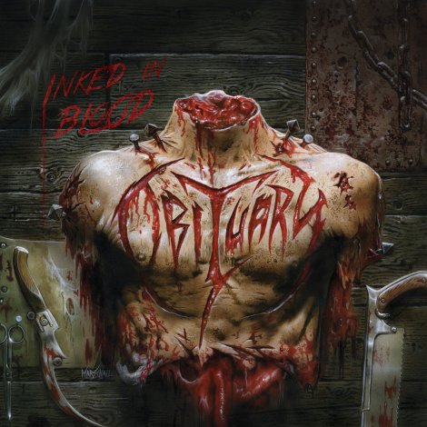 Obituary - Inked In Blood [2014]