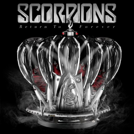 Scorpions - Return To Forever [2015]