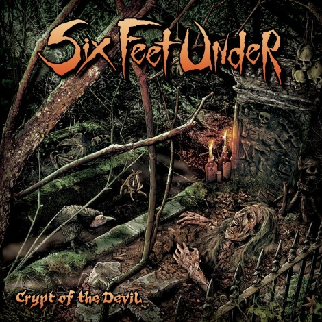 Six Feet Under - Crypt Of The Devil [2015]