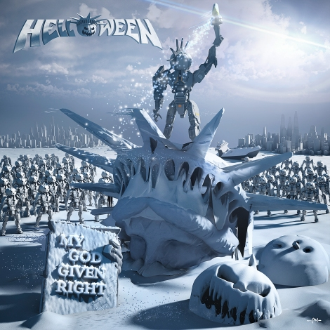 Helloween - My God-Given Right 2015