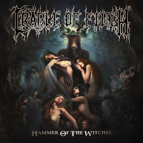 Cradle Of Filth - Hammer Of The Witches [2015]