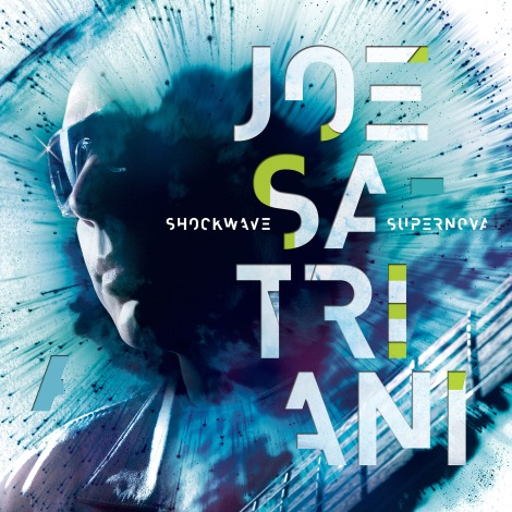 Joe Satriani - Shockwave Supernova [2015]