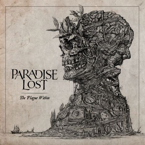 Paradise Lost - The Plague Within [2015]