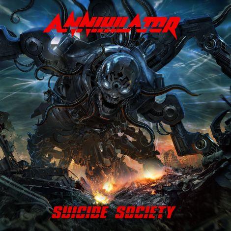 Annihilator - Suicide Society [2015]