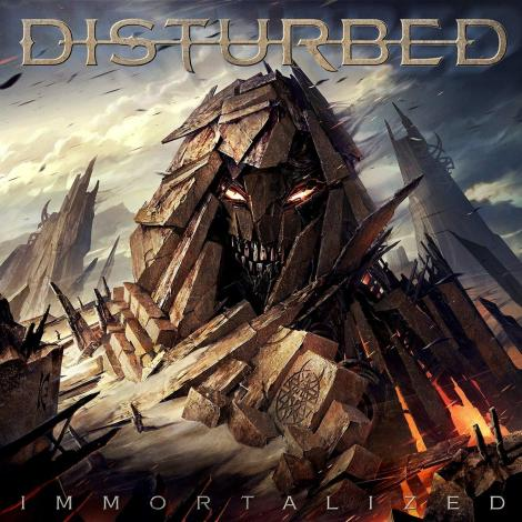 Disturbed - Immortalized [2015]
