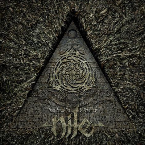 Nile - What Should Not Be Unearthed [2015]