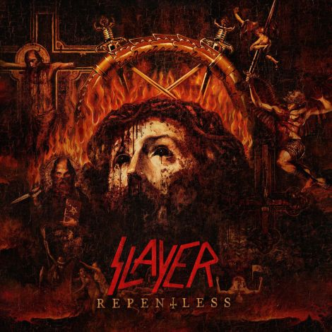 Slayer - Repentless [2015]