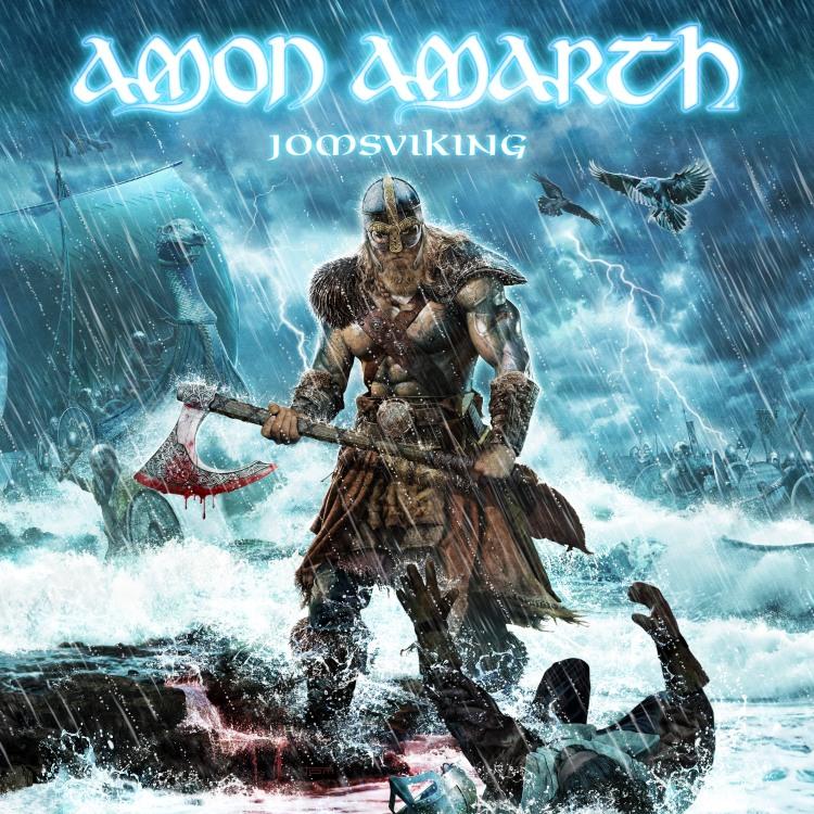 Amon Amarth - Jomsviking [2016]
