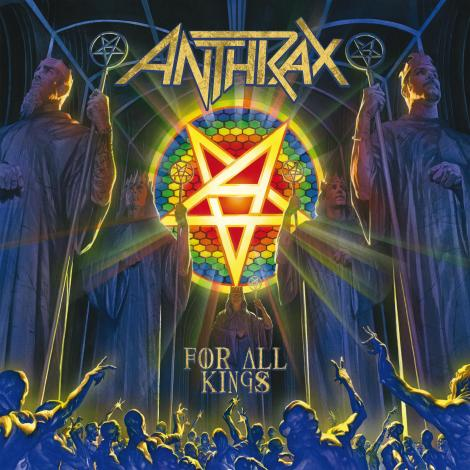 Anthrax - For All Kings [2016]