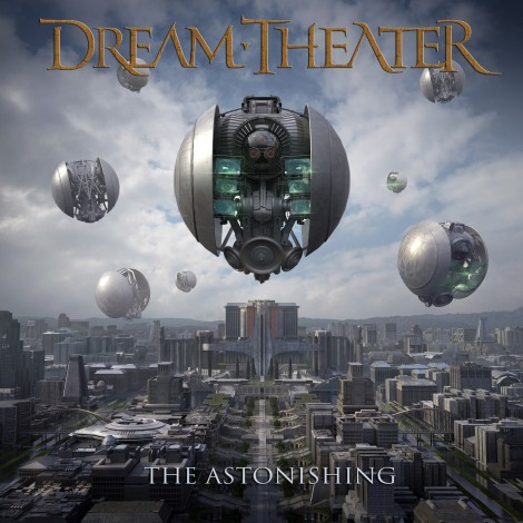 Dream Theater - The Astonishing [2016]