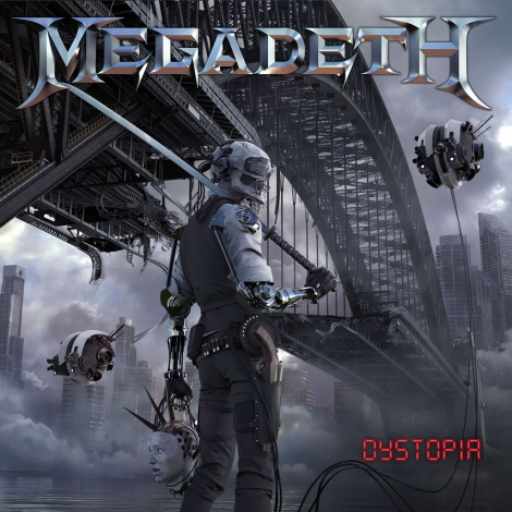 Megadeth - Dystopia [2016]