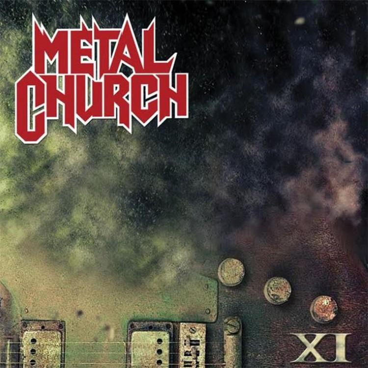 Metal Church - XI [2016]