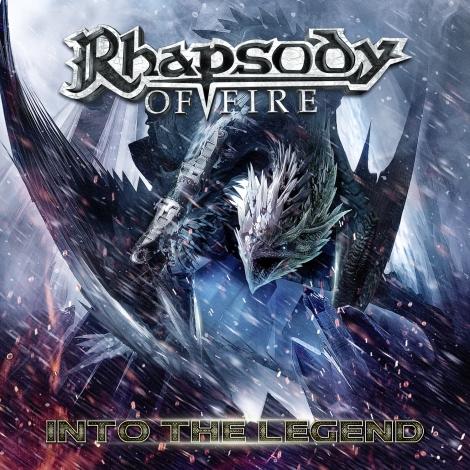 Rhapsody Of Fire - Into The Legend [2016]